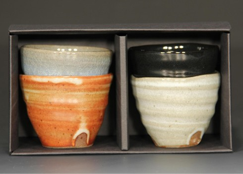 Set of 4 cups $70